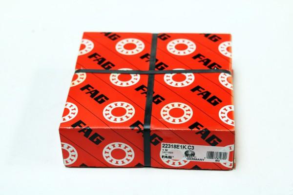 Pendelrollenlager FAG 22318-E1-K-C3 /22318E1KC3 / 22318-E1KC3