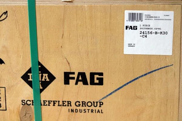 Pendelrollenlager FAG 24156-B-K30-C4 / 24156BK30C4 / 24156-BK30C4