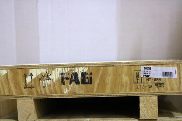 Rillenkugellager FAG 16052