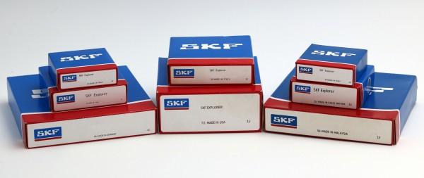Zylinderrollenlager SKF NU217ECP/C3