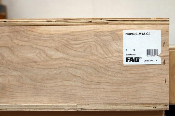 Zylinderrollenlager FAG NU240-E-M1A-C3 / NU240EM1AC3 / NU240-EM1AC3