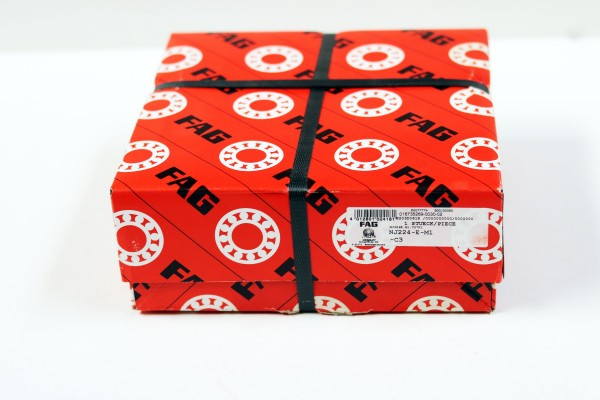 Zylinderollenlager FAG NJ224-E-M1-C3 / NJ224EM1C3 / NJ224-EM1C3