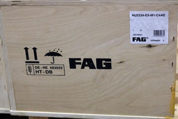 Zylinderrollenlager FAG NU2334-EX-M1-C4 / NU2334EXM1C4 / NU2334-EXM1C4