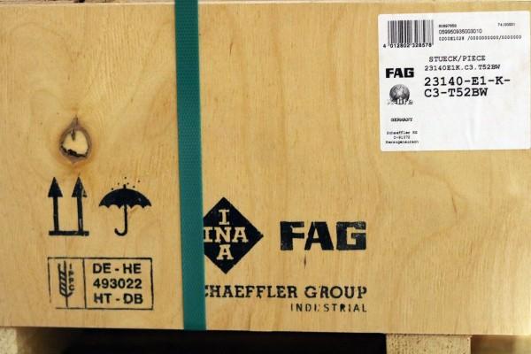 Pendelrollenlager FAG  23140-E1-K-C3-T52BW / 23140E1KC3T52BW / 23140-E1-KC3T52BW