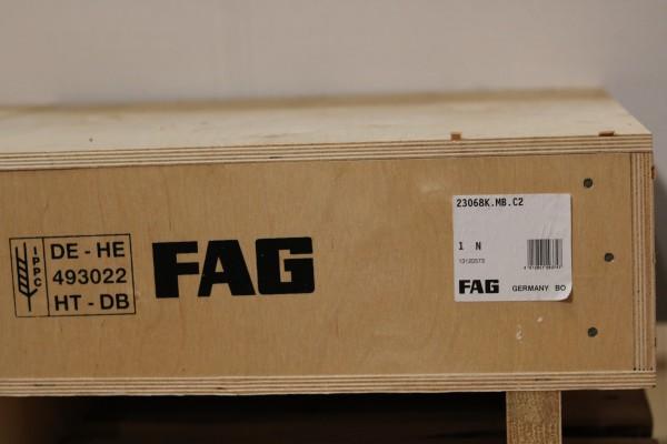 Pendelrollenlager FAG 23068-K-MB-C2 / 23068KMBC2 / 23068-KMBC2