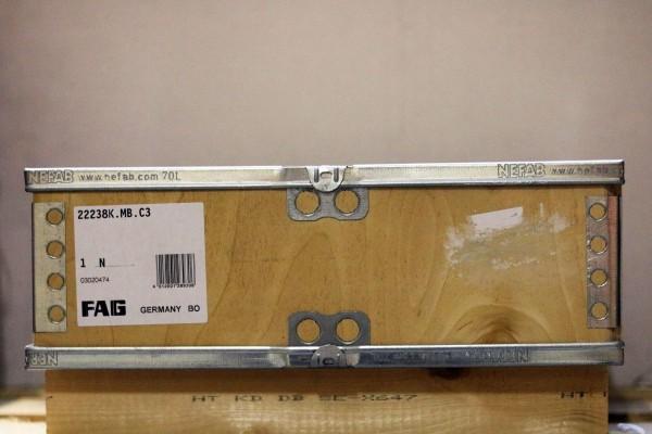 Pendelrollenlager FAG 22238K-MB-C3 / 22238KMBC3 / 22238-KMBC3