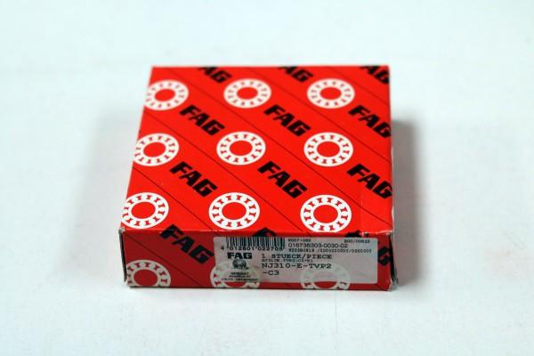 Zylinderrollenlager FAG NJ310-E-TVP2-C3 / NJ310ETVP2C3 / NJ310-ETVP2C3