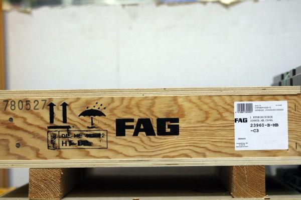 Pendelrollenlager FAG 23960-B-MB-C3 / 23960BMBC3 / 23960-BMBC3