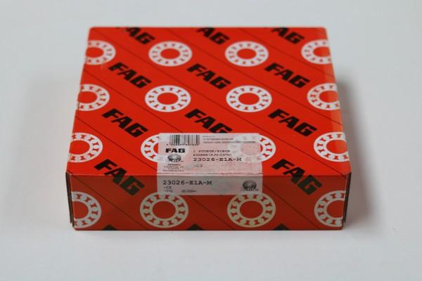 Pendelrollenlager FAG 23026-E1A-M-C3 / 23026E1AMC3 / 23026-E1AMC3