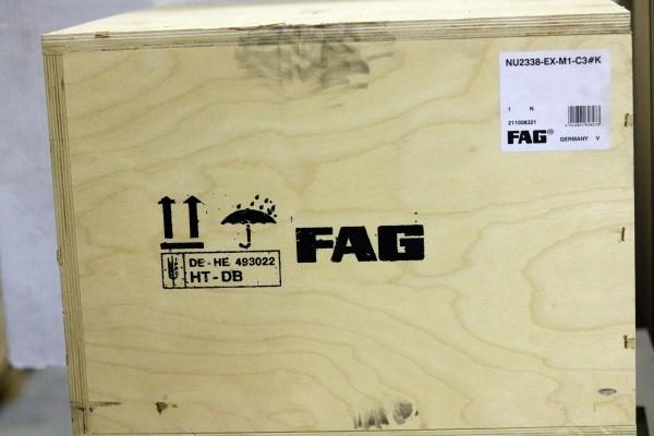 Zylinderrollenlager FAG NU2338-EX-M1-C3-K / NU2338EXM1C3K / NU2338-EXM1C3K