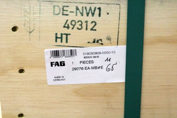 Axial-Pendelrollenlager FAG 29276-EA-MB / 29276EAMB / 29276-EAMB