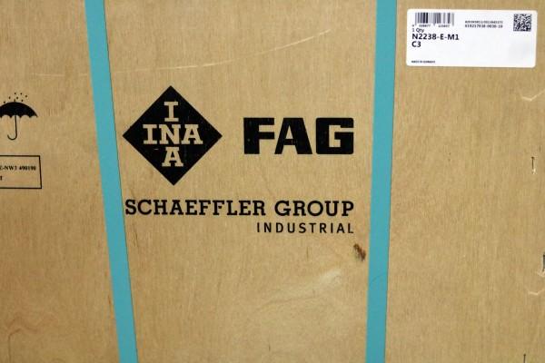 Zylinderollenlager FAG N2238-E-M1-C3 / N2238EM1C3 / N2238-EM1C3