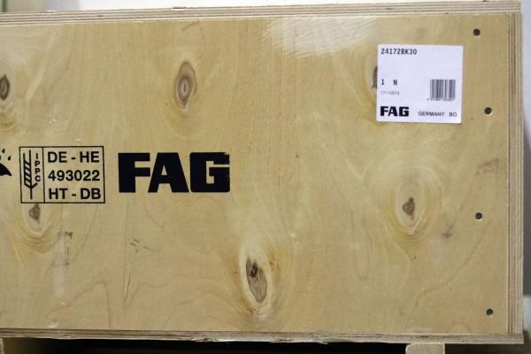 Pendelrollenlager FAG 24172-B-K30 / 24172BK30 / 24172-BK30