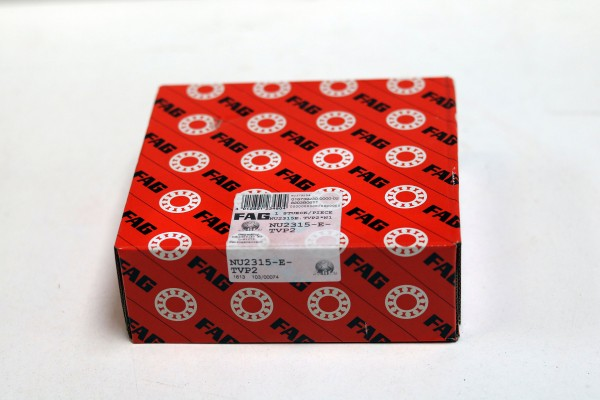 Zylinderrollenlager FAG NU2315-E-TVP2 / NU2315ETVP2 / NU2315-ETVP2
