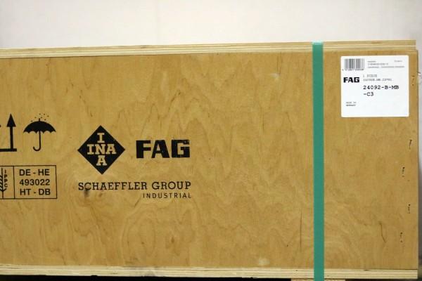 Pendelrollenlager FAG 24092-B-MB-C3 / 24092BMBC3 / 24092-BMBC3