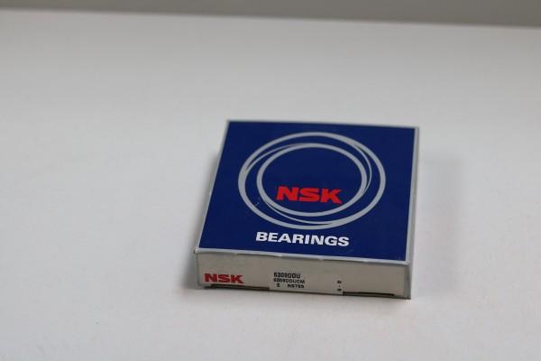 Rillenkugellager NSK 6309-DDU / 6309DDU