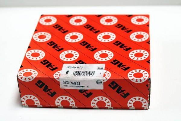 Pendelrollenlager FAG 23032-E1A-M-C3 / 23032E1AMC3 / 23032-E1AMC3