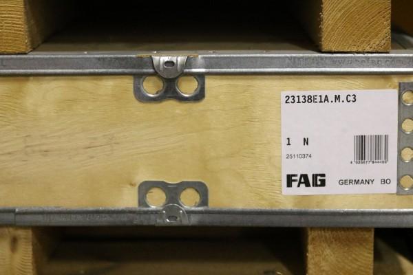 Pendelrollenlager FAG 23138-E1A-M-C3 / 23138E1AMC3 / 23138-E1AMC3