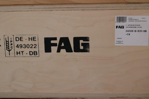 Pendelrollenlager FAG 24068-B-K30-MB-C4 / 24068BK30MBC4 / 24068-BK30MBC4