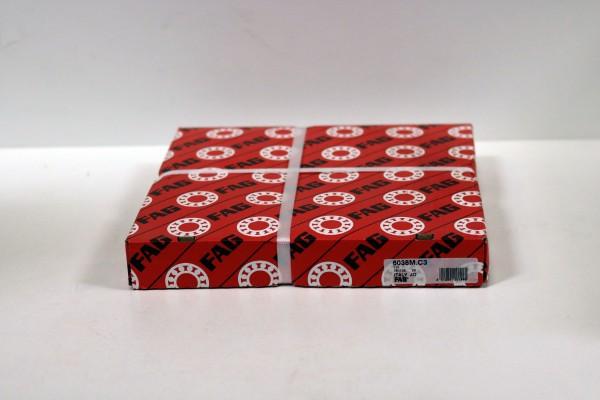 Rillenkugellager FAG 6038-M-C3 / 6038MC3 / 6038-MC3