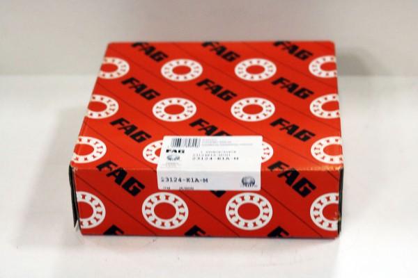 Pendelrollenlager FAG 23124-E1A-M / 23124E1AM / 23124-E1AM