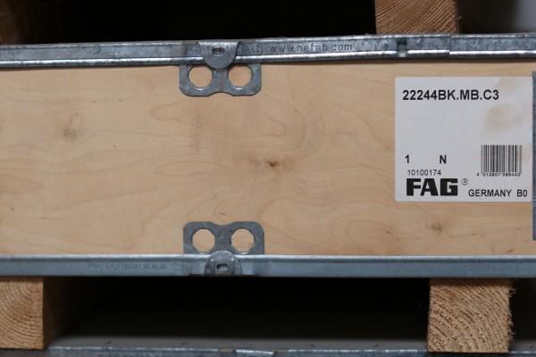 Pendelrollenlager FAG 22244-B-K-MB-C3 / 22244BKMBC3 / 22244-BKMBC3