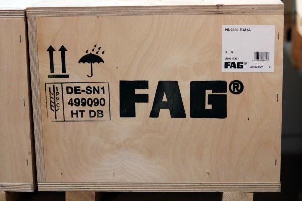 Zylinderrollenlager FAG NU2332-E-M1A / NU2332EM1 / NU2332-EM1