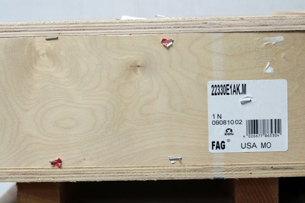 Pendelrollenlager FAG 22330-E1A-K-M / 22330E1AKM / 22330-E1AKM