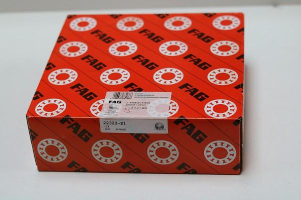 Pendelrollenlager FAG 22322-E1-C3 / 22322E1C3 / 22322-E1C3