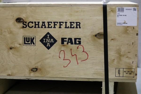 Zylinderrollenlager FAG NU1088-TB-M1-C3 / NU1088TBM1C3 / NU1088-TBM1C3