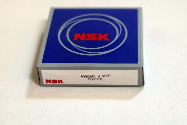 Rillenkugellager NSK 6308-DDU / 6308DDU