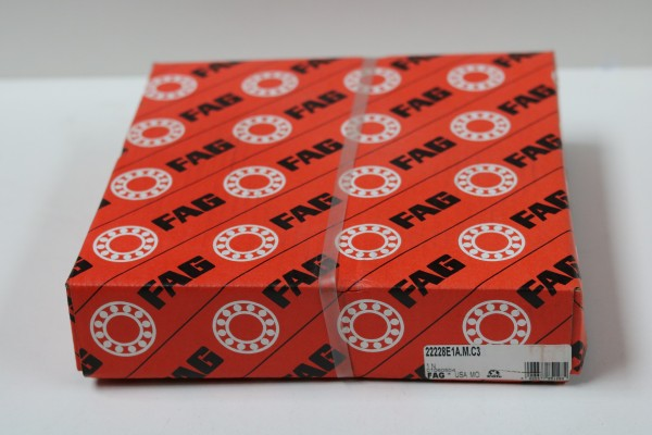 Pendelrollenlager FAG 22228-E1A-M-C3 / 22228E1AM3 / 22228-E1AMC3