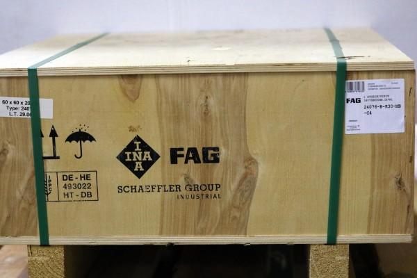 Pendelrollenlager FAG 24076-B-K30-MB-C4 / 24076BK30MBC4 / 24076-BK30MBC4