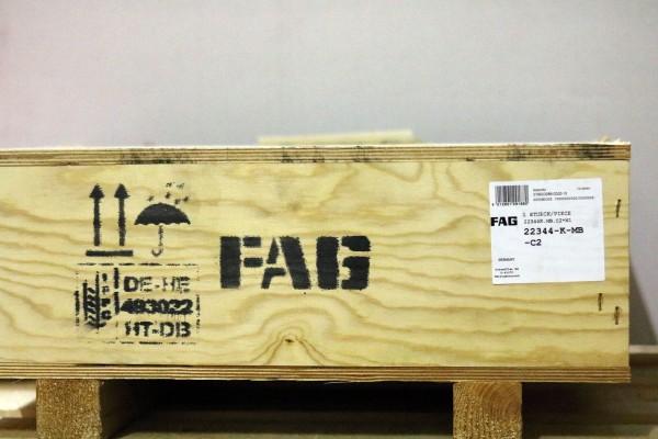 Pendelrollenlager FAG 22344-K-MB-C2 / 22344KMBC2 / 22344-KMBC2