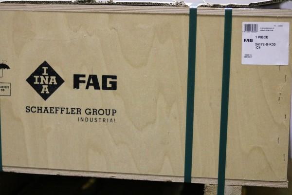 Pendelrollenlager FAG 24172-B-K30-C4 / 24172BK30C4 / 24172-BK30C4